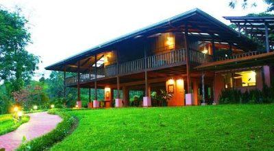 Lodge at Finca Luna