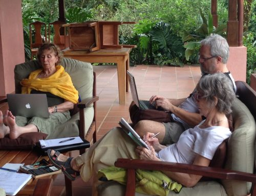 Five Qualities of a Great Writing Retreat